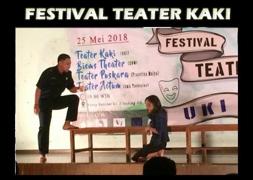 Teater Kaki Proudly Present
