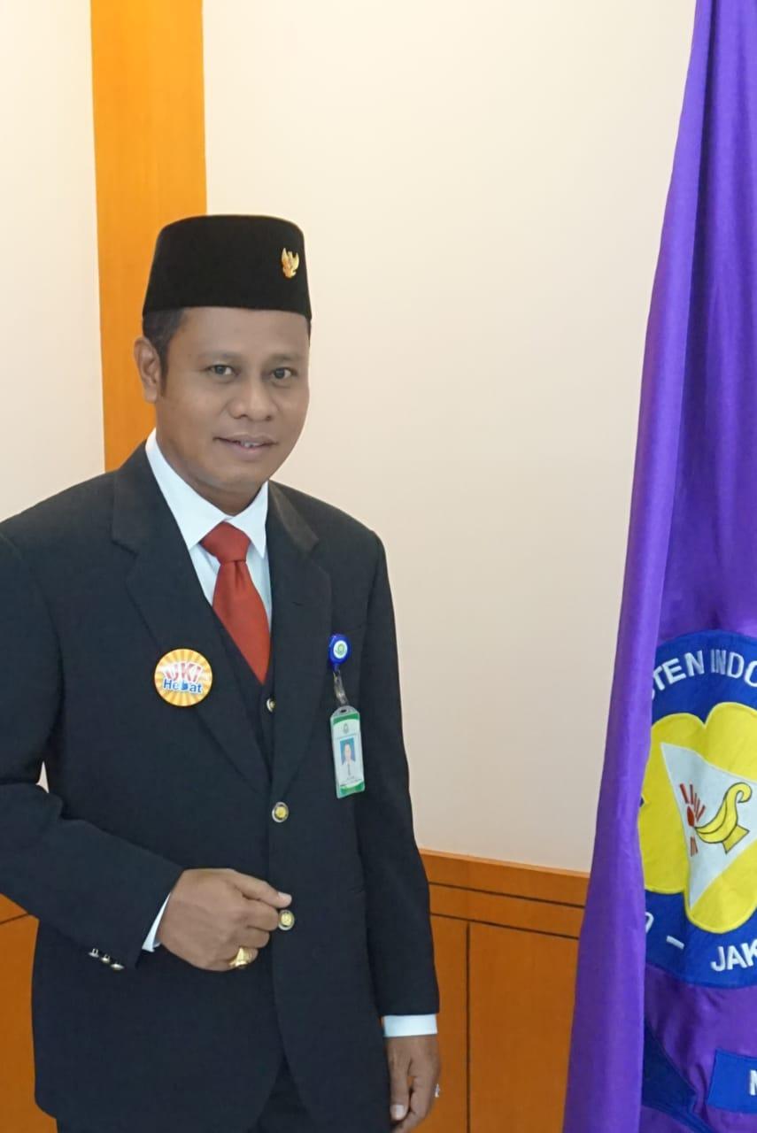 Dekan Fakultas Vokasi Universitas Kristen Indonesia