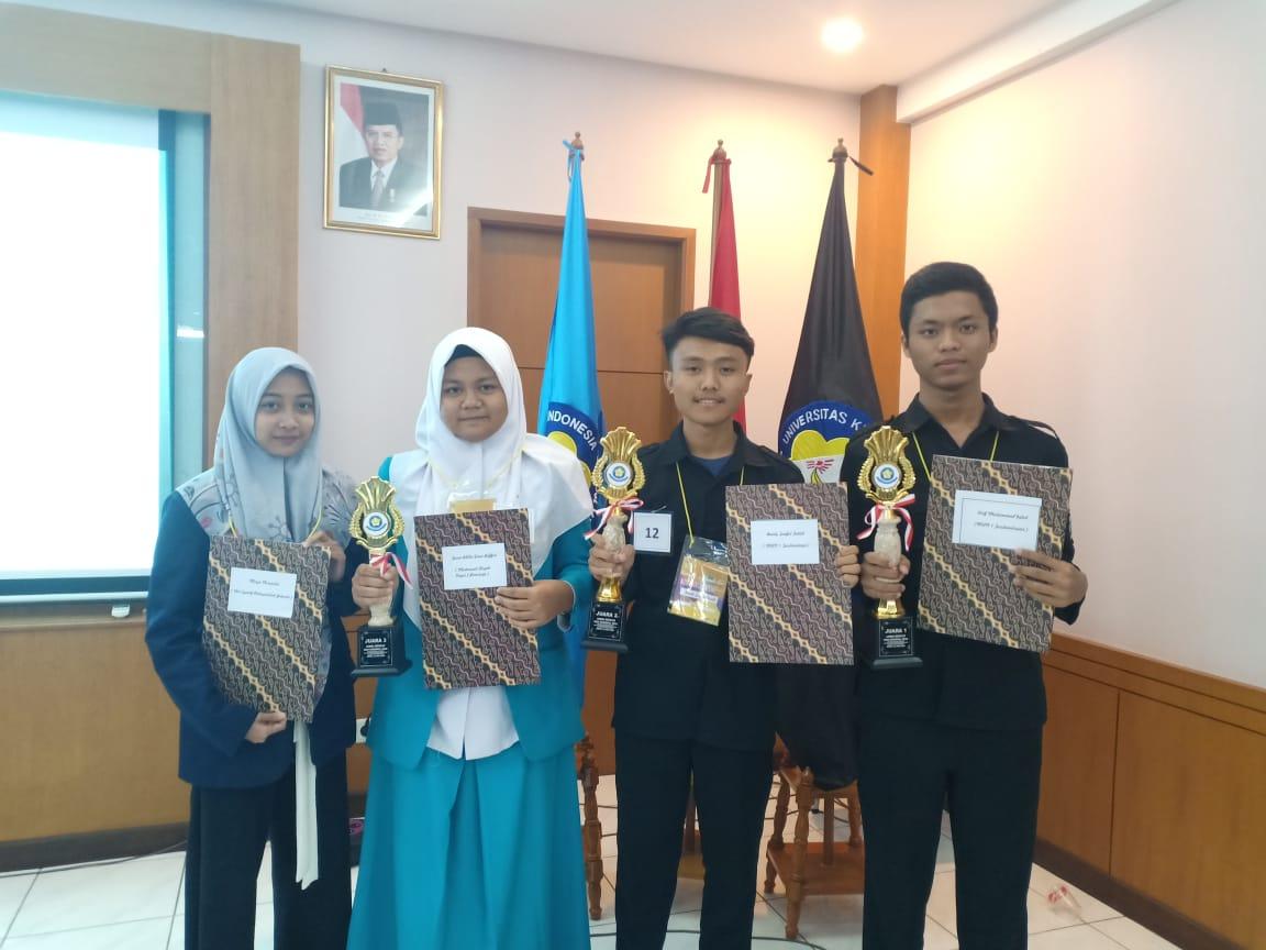 Seminar Nasional dan Lomba Menulis Essay Tingkat SLTA & Perguruan Tinggi se-Indonesia