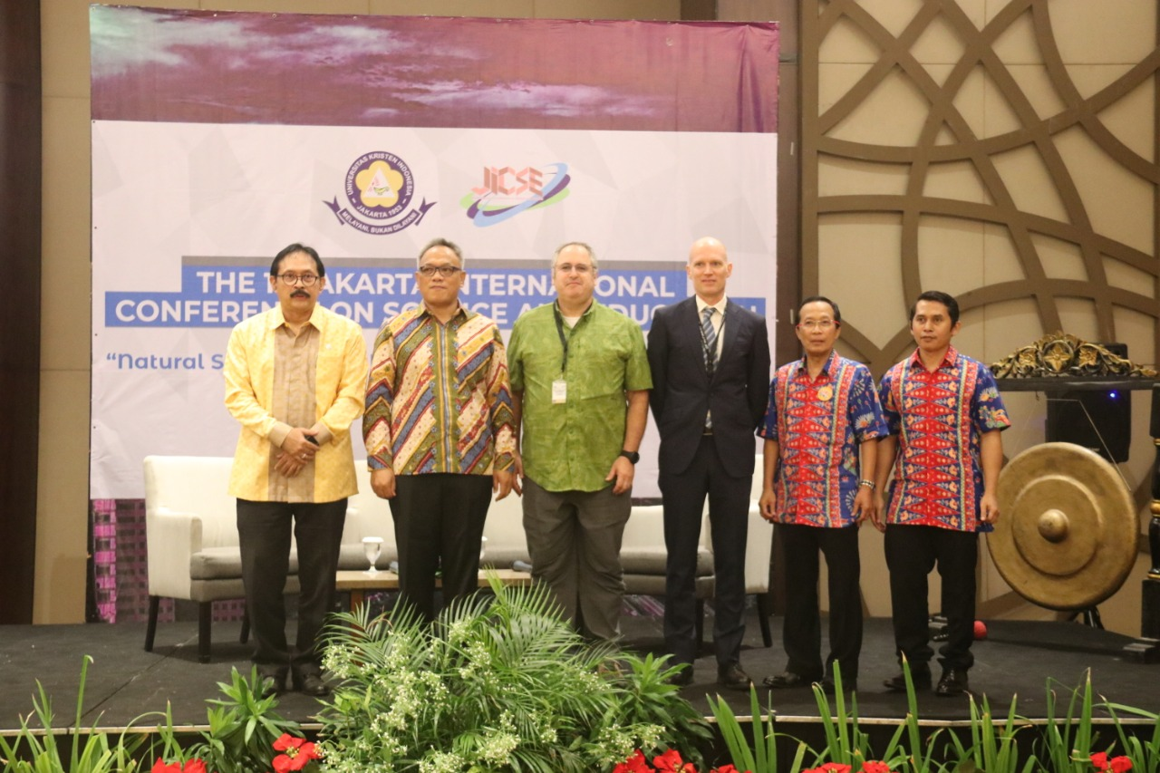 The 1st Jakarta International Conference on Science and Education (1st JICSE 2019)