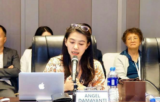 Soal Dinasti Politik, Angel Damayanti Berikan Sejumlah Catatan