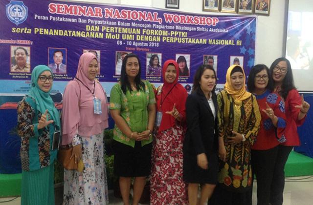 Seminar Nasional, Workshop dan Pertemuan Tahunan Forum Perpustakaan