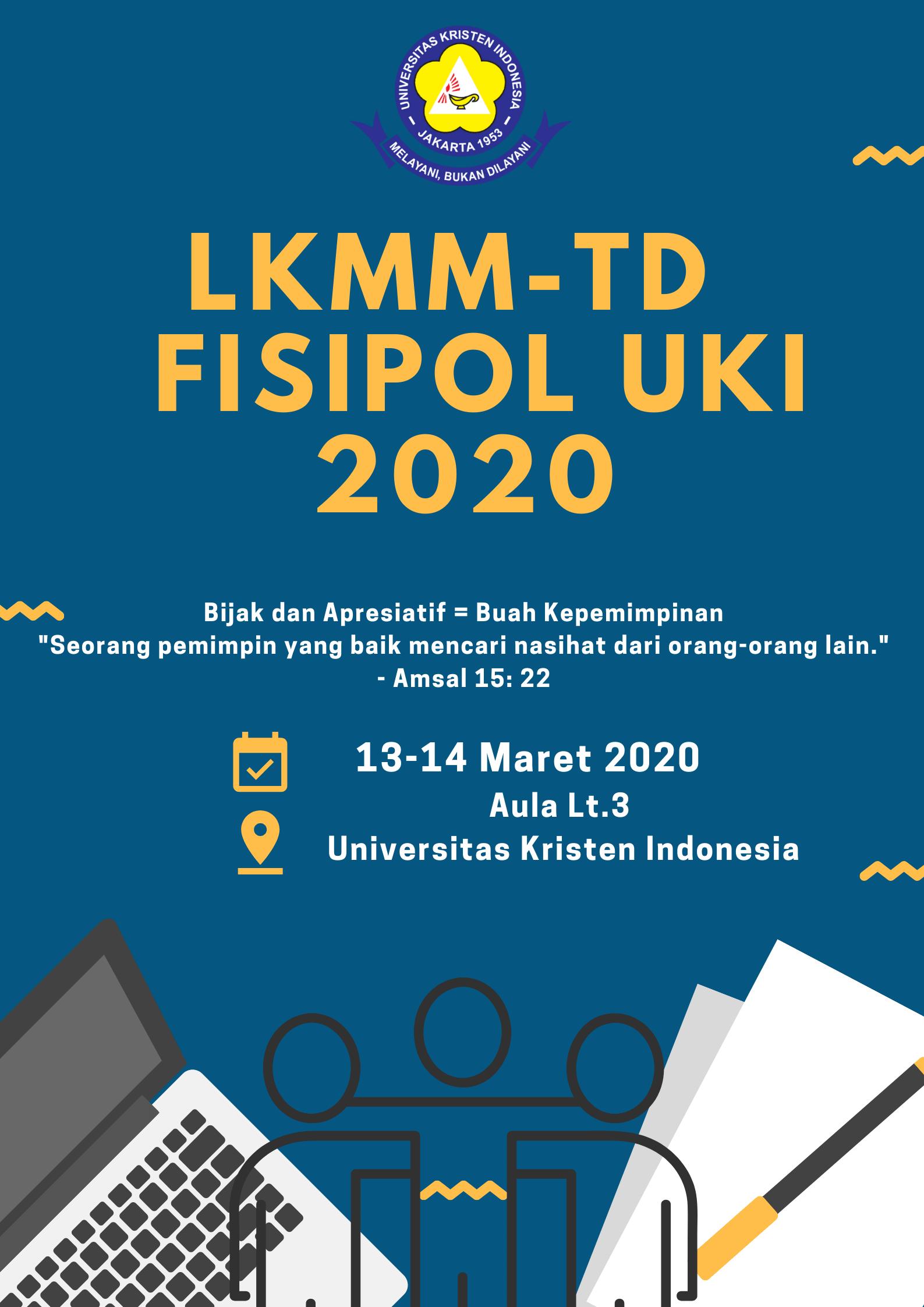 LKMM-TD FISIPOL UKI 2020