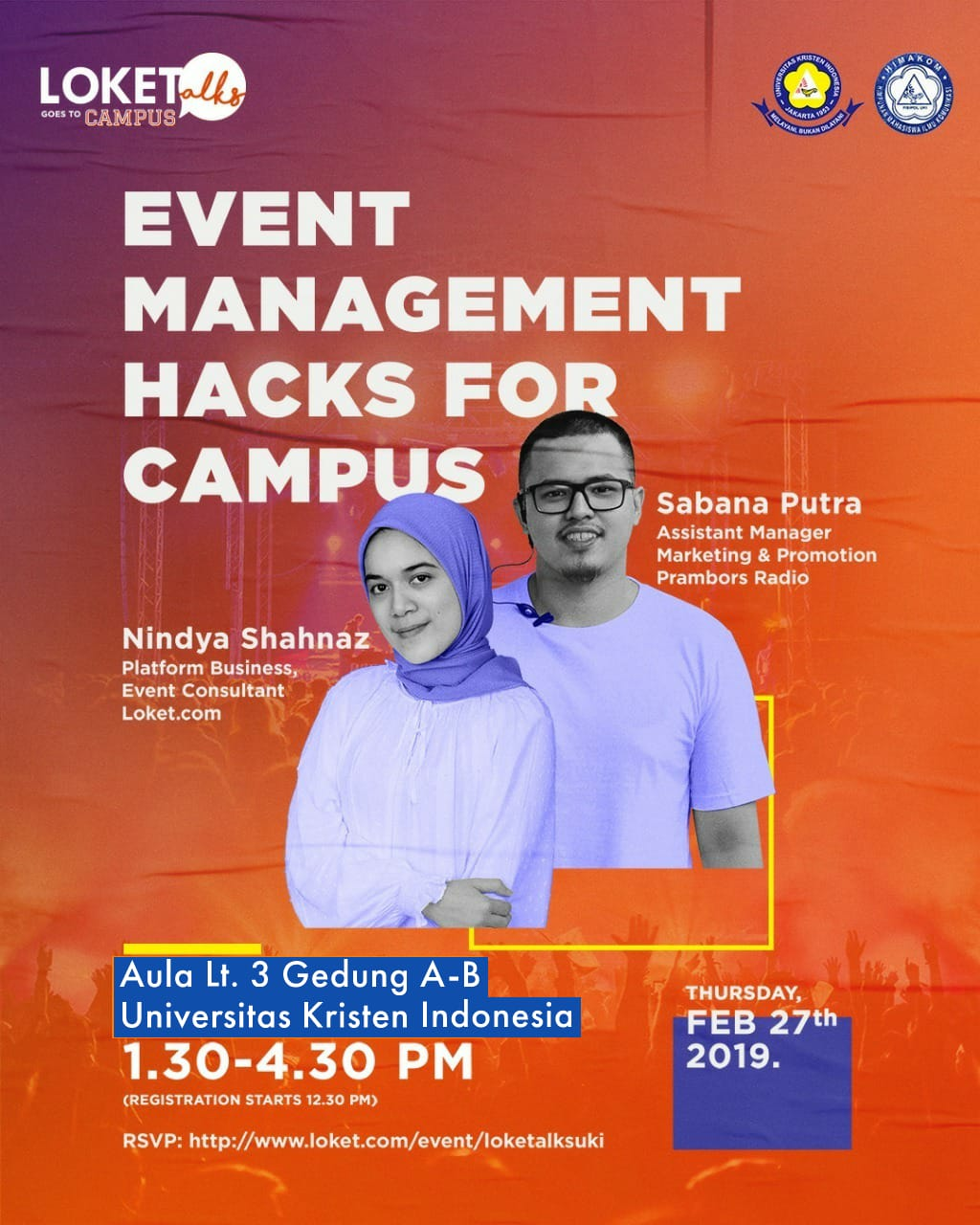 Event Management Hacks For Campus